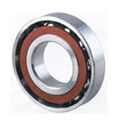 Angular contact bearing  with counter bore on inner rings