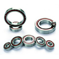Angular contact bearing  with separable inner rings