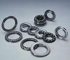 single direction thrust ball bearing